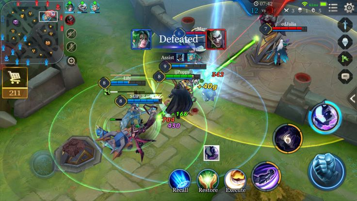 Arena of Valor launches December 19 on iOS and Android in North and South America      Earlier this year, Chinese gaming giant Tencent opened up North America registration for its hit mobile multiplayer online battle arena Arena of Valor — and fans won't have to wait for much l… https://venturebeat.com/2017/12/18/arena-of-valor-launches-december-19-on-ios-and-android-in-north-and-south-america/?utm_campaign=crowdfire&utm_content=crowdfire&utm_medium=social&utm_source=pinterest