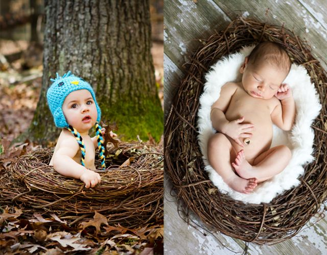 8 simple and inexpensive DIY photo props from @ClickinMoms