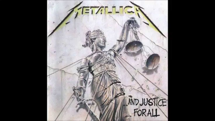 Metallica - ...And Justice For All [Full Album HD] 1.- Blackened - 0:00 2.- ...And Justice For All - 6:38 3.- Eye Of The Beholder - 16:30 4.- One - 22:51 5.- The Shortest Straw - 30:16 6.- Harvester Of Sorrow - 36:53 7.- The Frayed Ends Of Sanity - 42:38 8.- To Live Is To Die - 50:25 9.- Dyers Eve - 1:00:11 Cuarto album de Estudio de Metallica publicado en 1988 (Primer album de estudio con Jason Newsted) Miembros: -James Hetfield - Rhythm Guitar/Vocals - Guitarra Ritmica/Voz -Kirk Hammet…