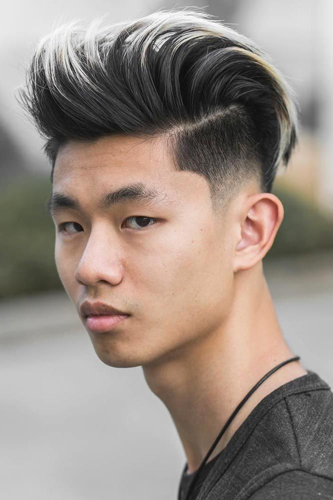 35 Outstanding Asian Hairstyles Men Of All Ages Will Appreciate In 2020 In 2020 Men Hair Highlights Asian Hair Mens Hairstyles