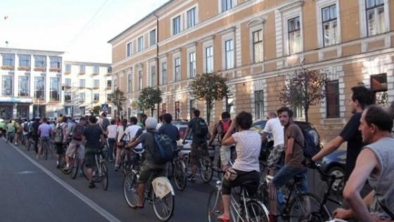 Maine se va organizea cea de-a 68-a editie al Marsului Biciclistilor Clujeni