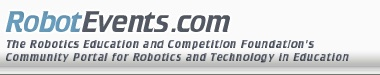 A portal for robotics competitions