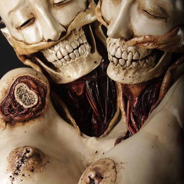 Study of death by @emil_melmoth