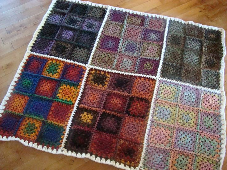 Free Crochet Mosaic Afghan Pattern : 29 best images about Bernat Mosaic on Pinterest Mosaic ...