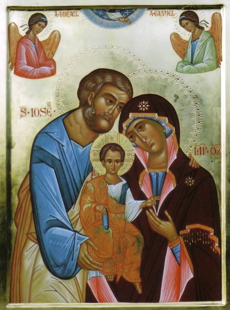 Holy Family. I like this one