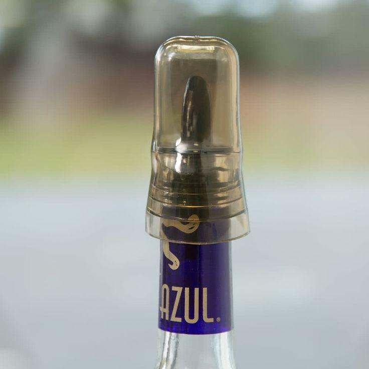Universal Liquor Pourer Cover - 12/Pack