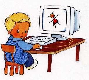 Mi Escuela Divertida: Láminas para ambientar aula de computación