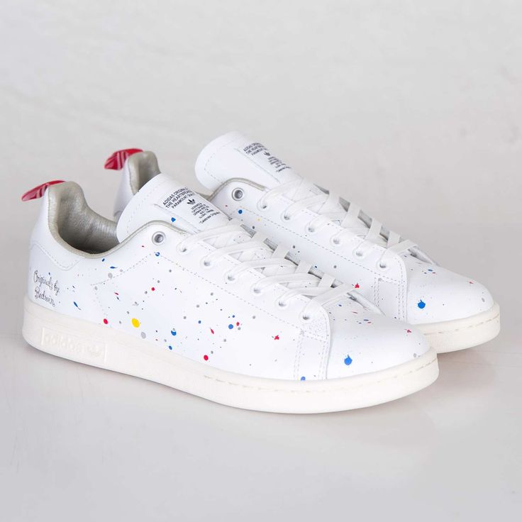 adidas originals stan smith 2 womens red