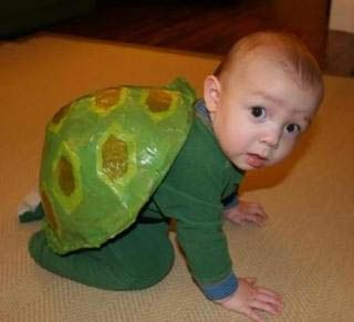 """From """"Terrifyingly cute: 31 Halloween costumes for babies """" story by TODAY  on Storify — http://storify.com/todayshow/babys"""
