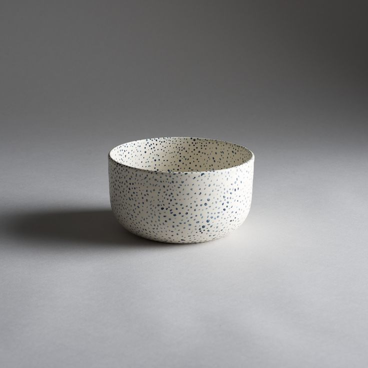 Speckled Egg Bowl by Workaday Handmade