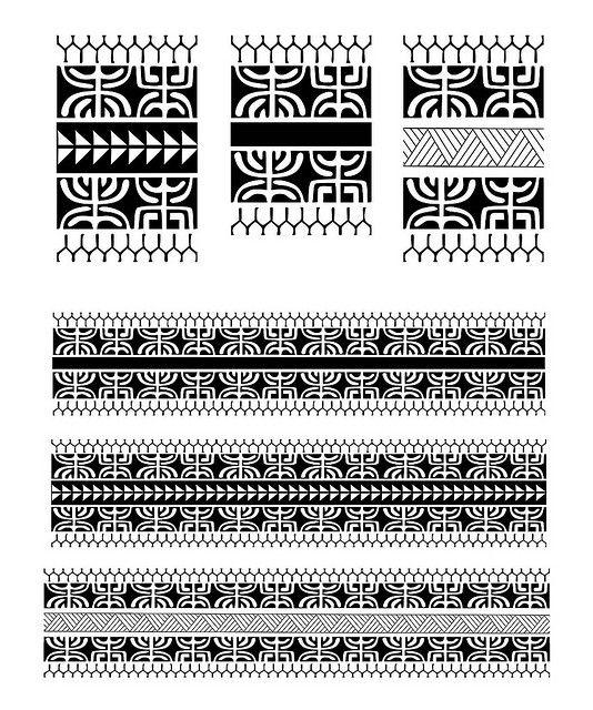 tatuagem.polinesia.maori.0143 by Tatuagem Polinésia - Tattoo Maori, via Flickr