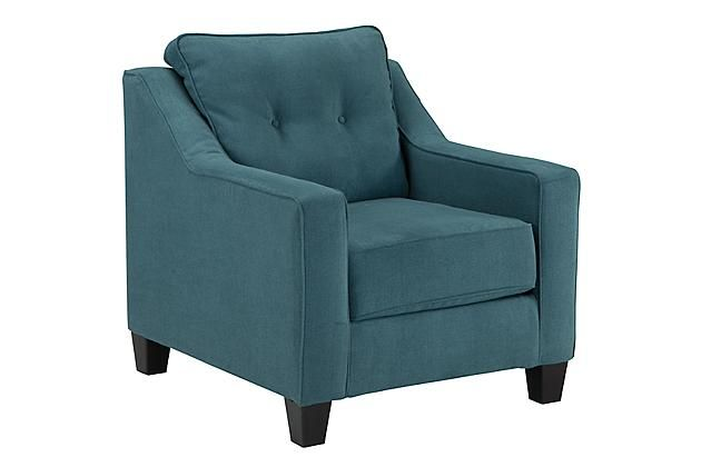 Teal shayla chair view 2 living room ideas pinterest for Teal reading chair
