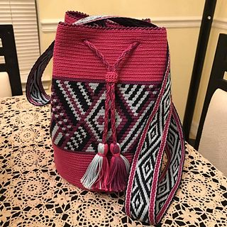 Ravelry: Mochila Liza pattern by Marion Verloop