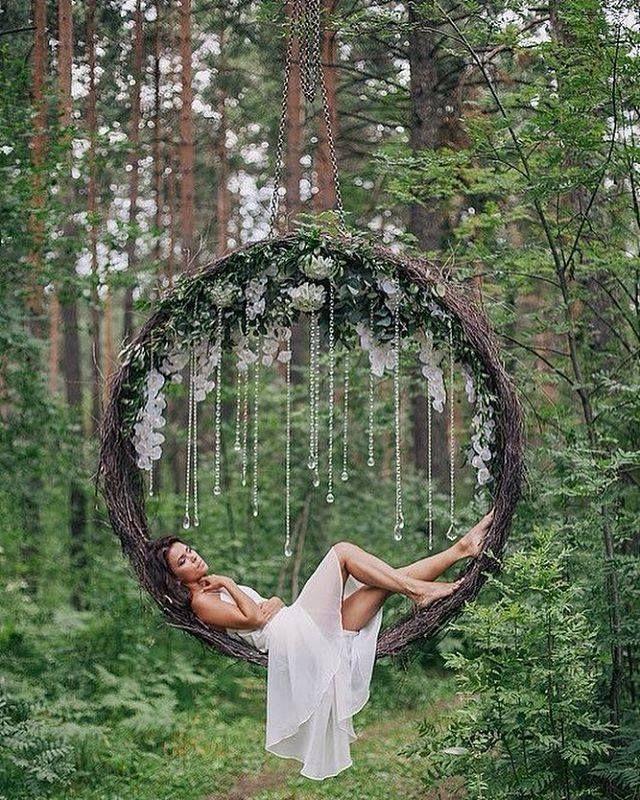 Forest Wedding Altar: Best 25+ Pagan Wedding Ideas On Pinterest