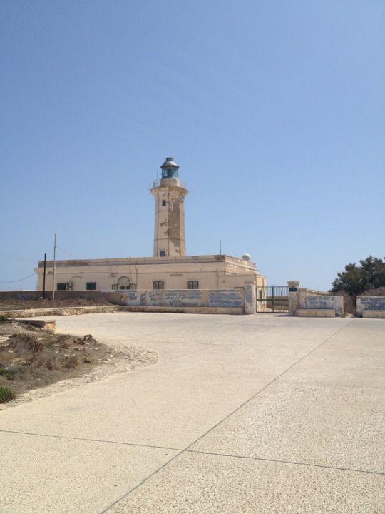 Faro Orientale Lampedusa