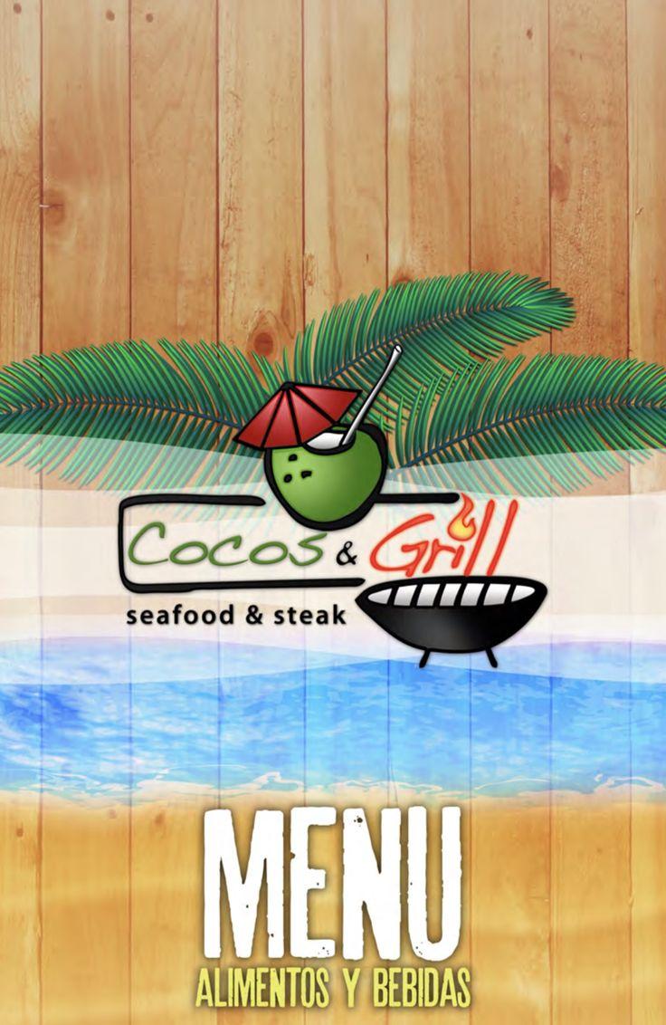 Морепродуктов в Канкуне и пляжный клуб, с видом на океан, с изысканным Карибского меню, стейки и самой свежей рыбы прямо из наших лодок.