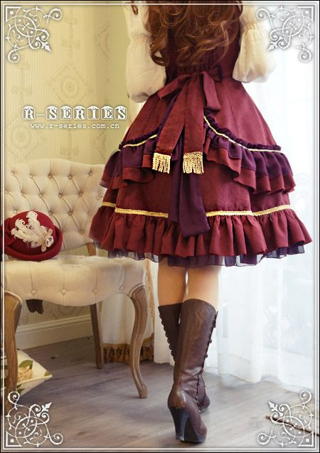 Lolita Fashion | Classical | R-Series