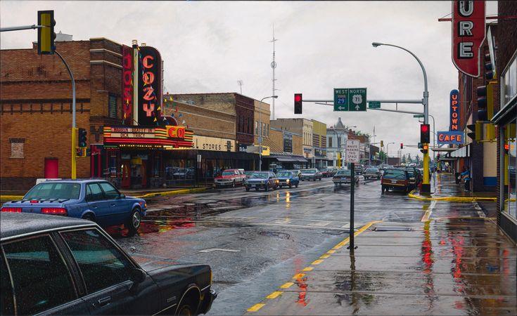 Cozy Rainy Day by Davis Cone