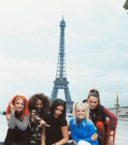 Spice Girls...I still want to be one