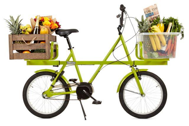 Donky urban cargo bike  http://bembureda.com/post/35285986682/donky-bike-donky-bike-is-a-versatile-load