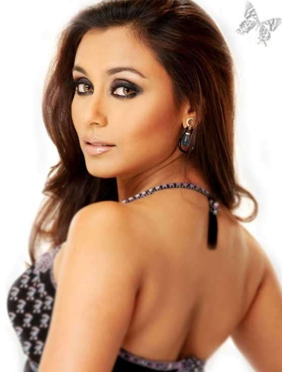 Rani Mukherjee...classic Indian/Bollywood beauty... Also known for her intelligent roles.