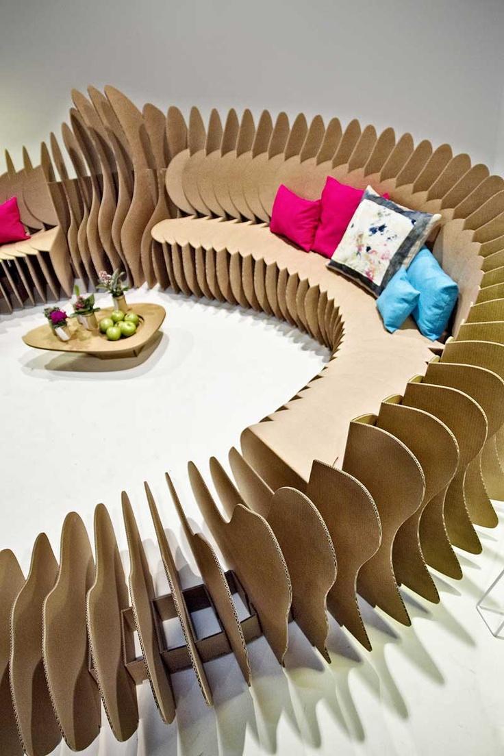 Diversión con cartón » Blog del Diseño