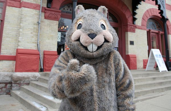 Celebrate Groundhog Day in Woodstock, Illinois. Celebrate Groundhog Day in Woodstock, Illinois. Celebrate Groundhog Day in Woodstock, Illinois. - AOL Travel Ideas
