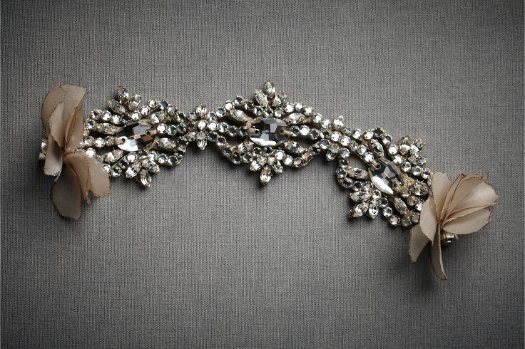 BHLDN bridal jewelry for vintage brides wedding bracelet 3