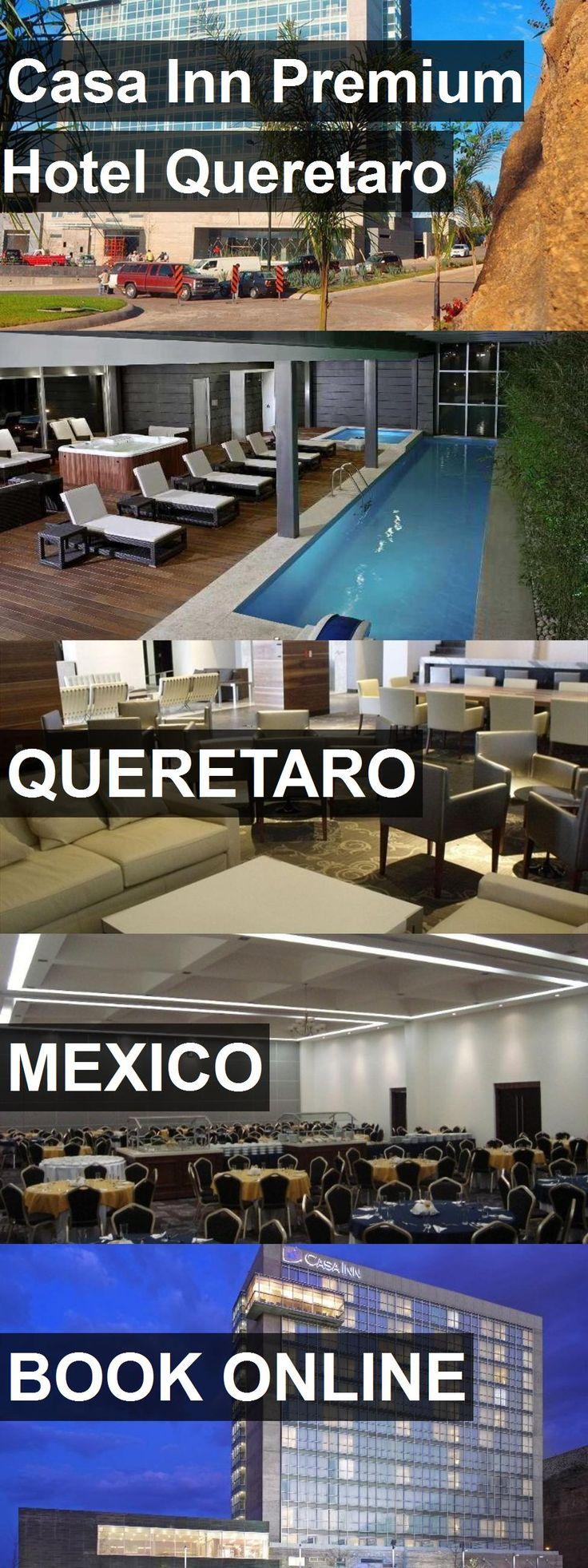 Hotel Casa Inn Premium Hotel Queretaro in Queretaro, Mexico. For more information, photos, reviews and best prices please follow the link. #Mexico #Queretaro #hotel #travel #vacation