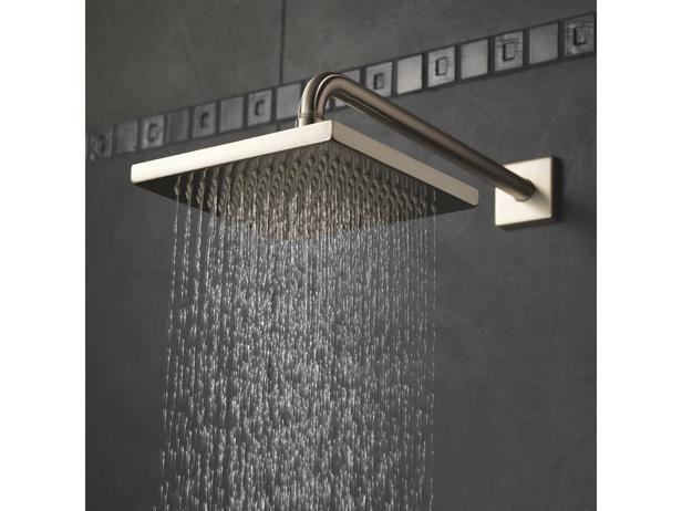 Bathroom Shower Fixtures : Bathroom Remodeling : HGTV Remodels Rain Showerhead