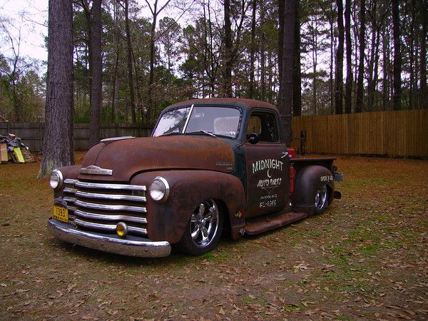 Chevy 3100, Love it!