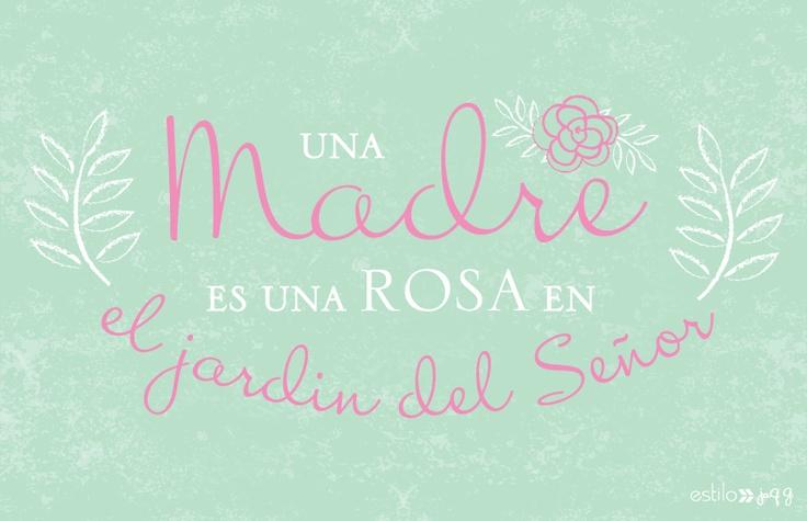 Feliz Dia de Las Madres! design >> JaQG