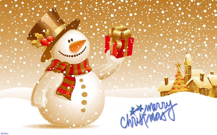 Merry Christmas HD Images 10