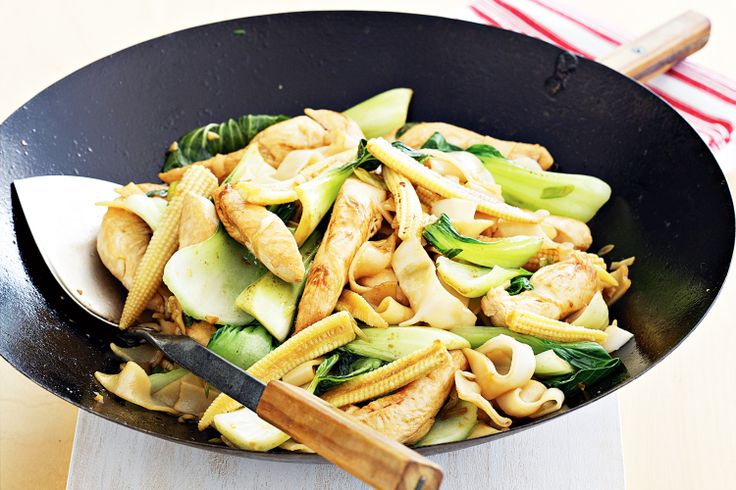 We've just added this stir-fry recipe to Taste.com.au - try it tonight and let us know what you think!
