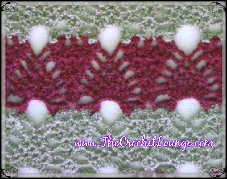 96 best Crochet Afghans -- Pineapple images on Pinterest | Crochet ...