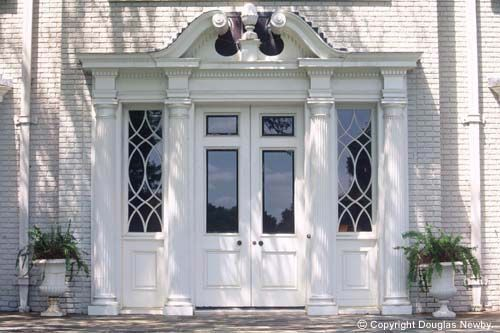 1000 Ideas About White Front Doors On Pinterest Glass