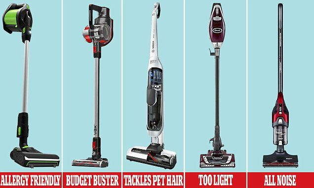Cordless Vacuum Cleaners Can Do Everything But Which Is Best