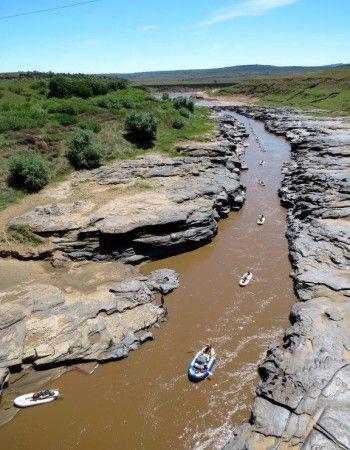 River Rafting Free State