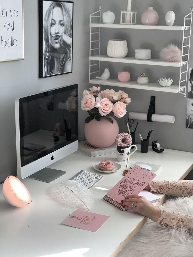 25 Atemberaubende Ideen für jedes kleines Home Office, die Sie begeistern werden