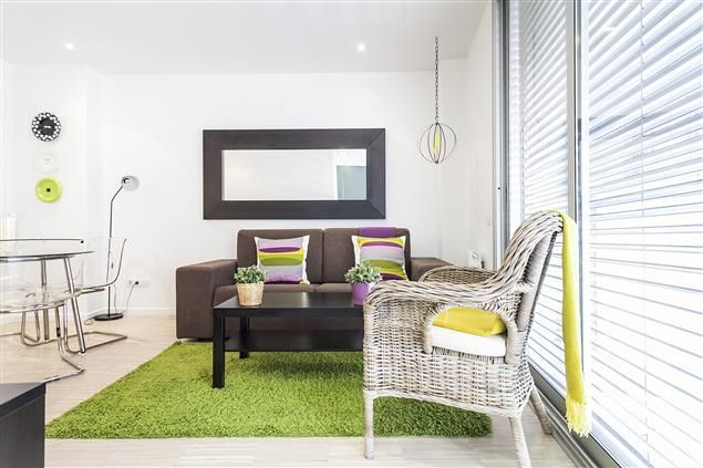 The City 1-1 Apartment in Barcelona up to 4 people, from 56€!
