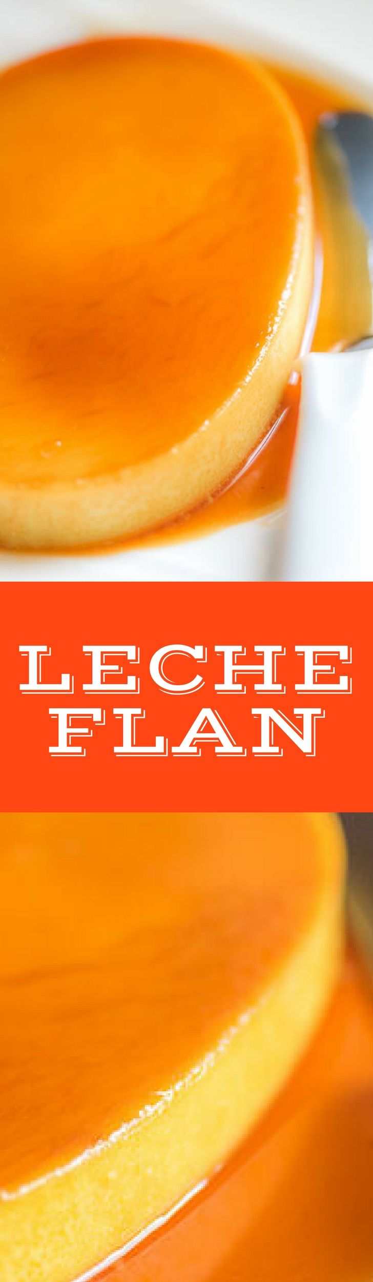 Leche Flan is probably the most popular Filipino dessert. It is a type of custard with caramel on to and resembles creme brulee or creme caramel. This is a good dessert that can be served after lunch or dinner. #filipinorecipes #panlasangpinoy #dessert #dessertideas #custard #pinoy #filipino #yummy #nomnom #sweets