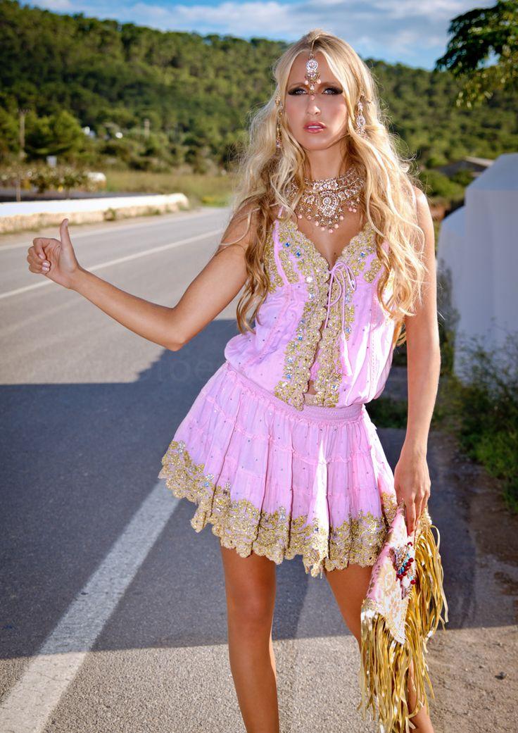 Las Noches Ibiza Best Boho Designer Fashionista Pinterest Boho Chic Boho Outfits And