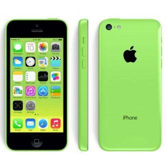 iPhone 5c verde libre reestreno