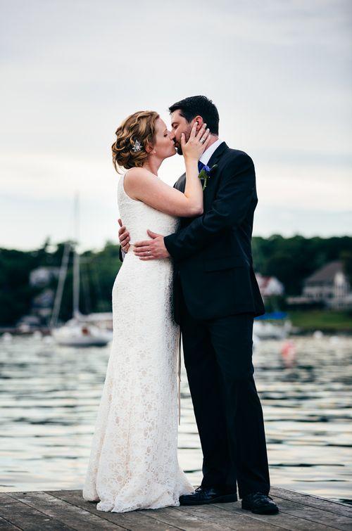 Kiss and water #Halifax #NovaScotia #Canada #Wedding #HalifaxWedding #VSCO #VSCOFilm