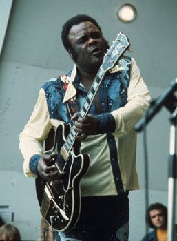 Freddie King   the Texas Cannonball