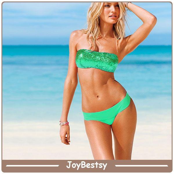 2015 neue Ankunfts-Bikinis Bademode Zweiteilige Badeanzüge für Frauen