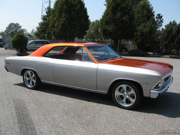 customized chevy chevelle | Chevrolet Chevelle: 1964-1972, 1st generation