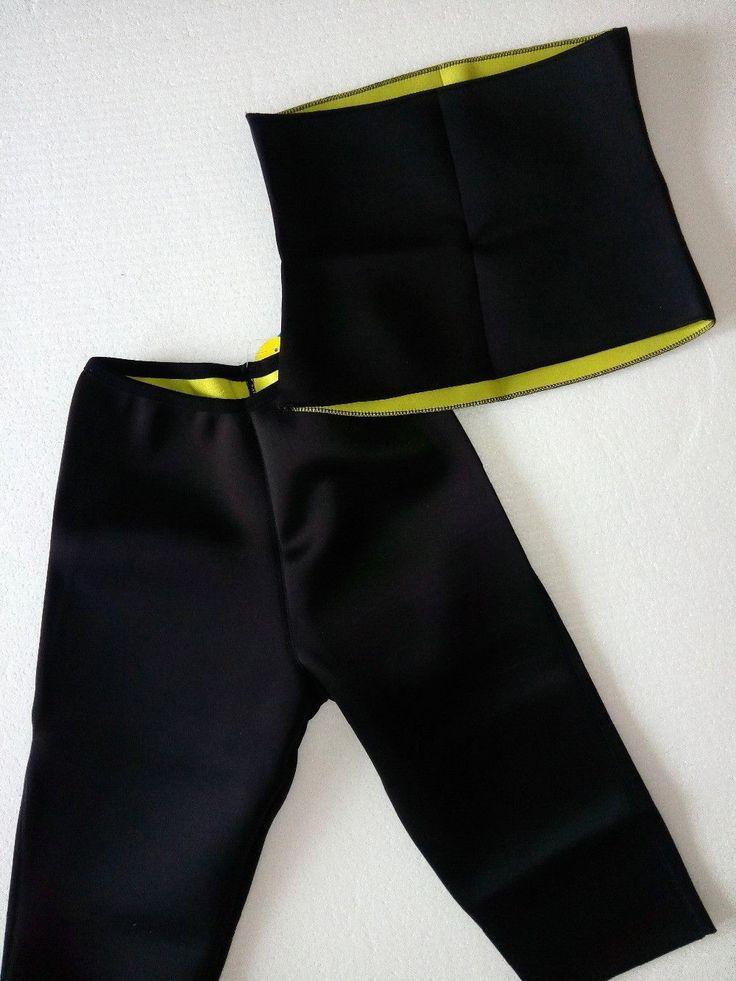 ( Pants + waist Belt ) HOT Selling Hot Shapers Sports pants set Women's Slimming Sets Body shaper Waist training corsets