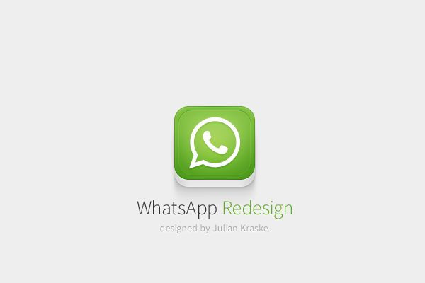 WhatsApp - Redesign Concept on Behance