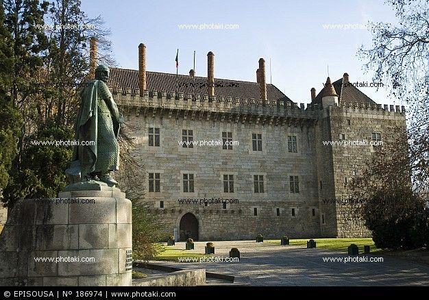 Guimaraes Palace_Portugal